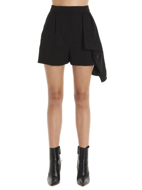 Alexander Mcqueen Shorts in black