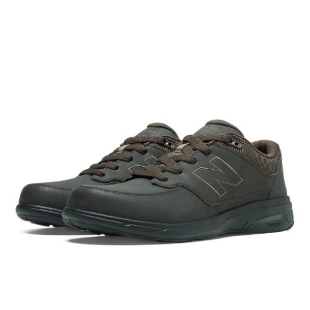 New Balance 813 Men's Walking Shoes - Brown (MW813BR)