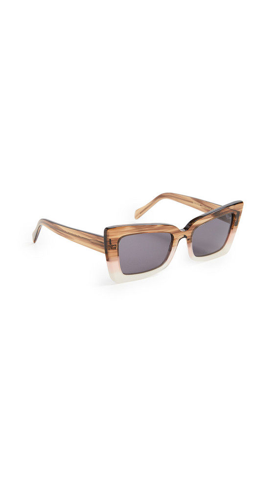 Illesteva Albuquerque Sunglasses in blush