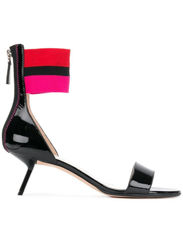 Alchimia Di Ballin strappy kitten-heel sandals in black