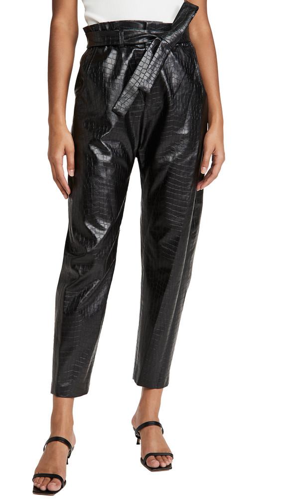 Amanda Uprichard Beekman Pants in black