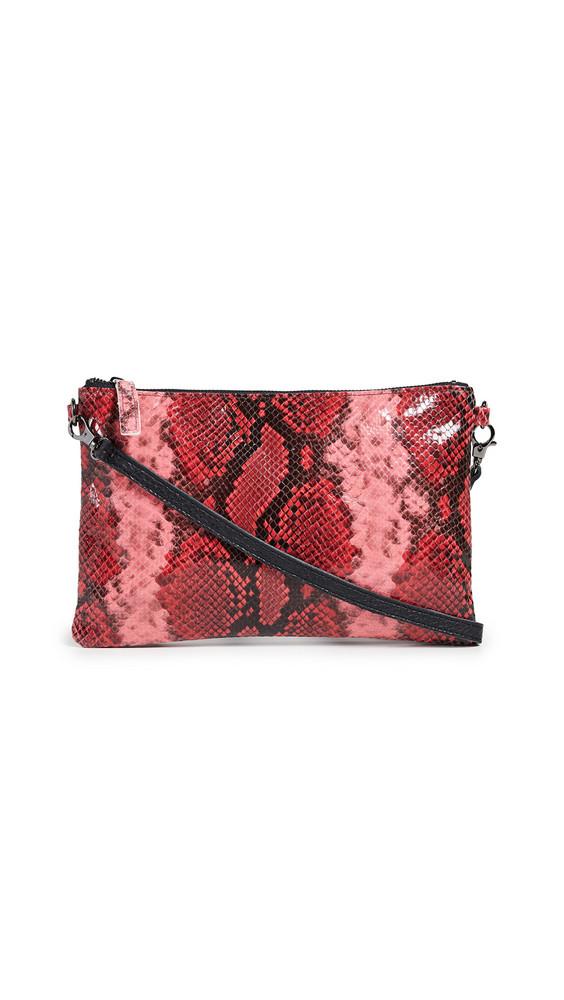 Oliveve Queenie Crossbody Bag in rose