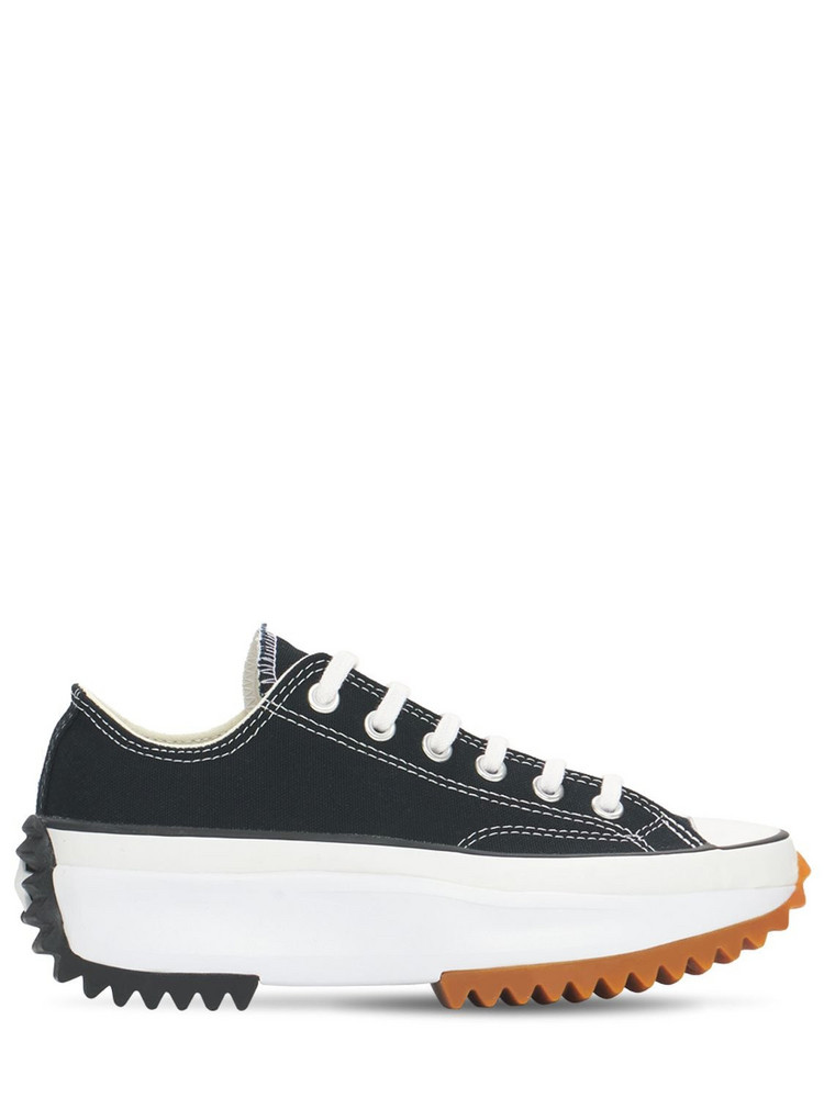 CONVERSE Run Star Hike Platform Sneakers in black