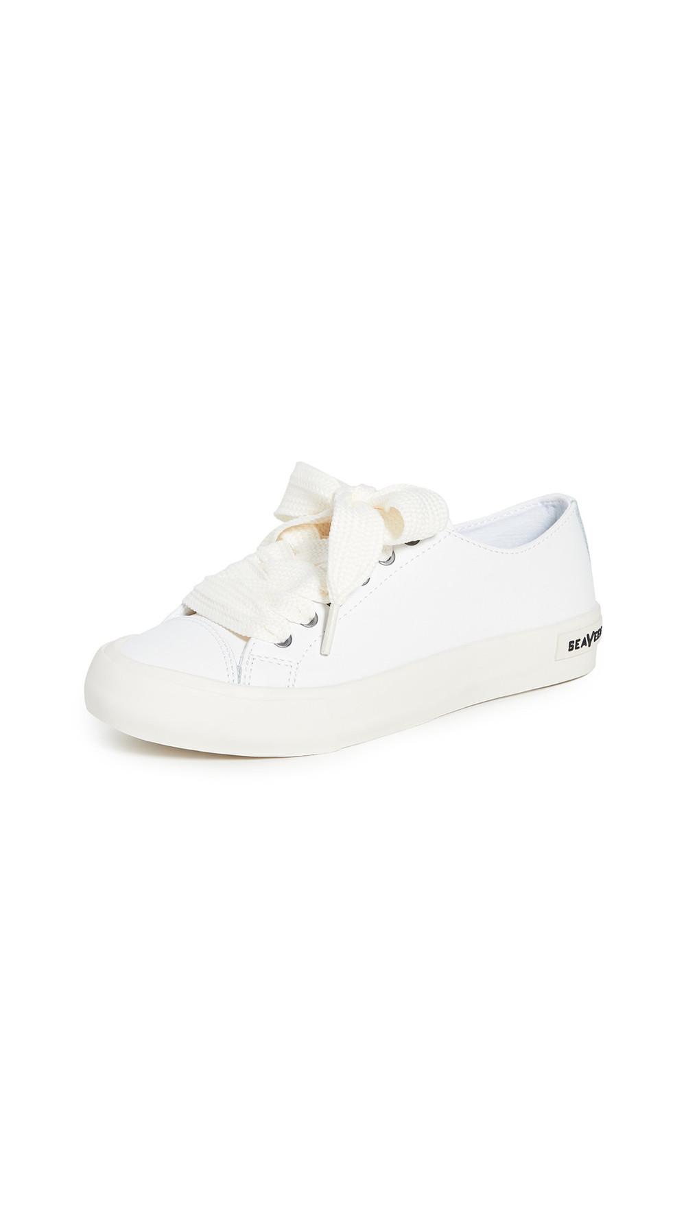 SeaVees Crosby Sneakers in white