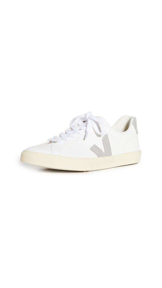 Veja Esplar Logo Sneakers in grey / white