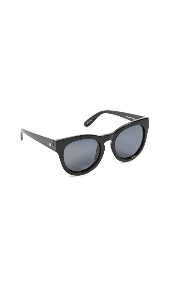 Le Specs Jealous Games Sunglasses in black