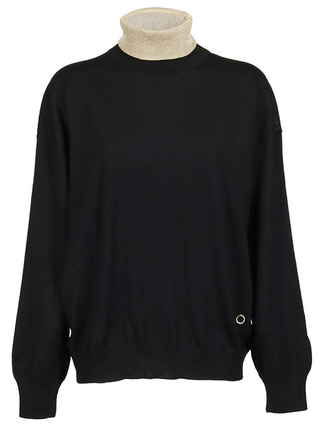 Paco Rabanne Top in nero