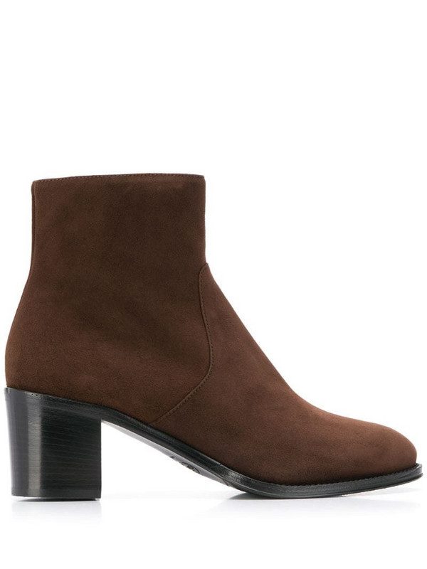 Church's suede ankle boots in brown