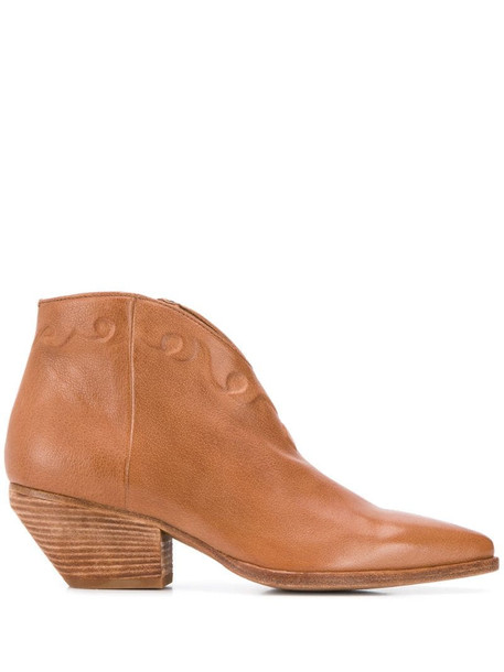 Officine Creative Arielle boots in brown