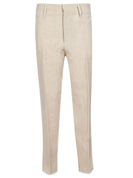 Forte Forte Cutoff Trousers in beige