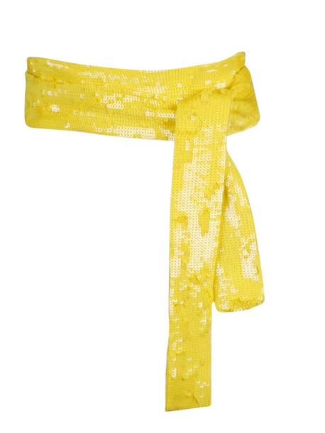 The Attico Sequins Belt