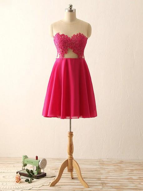 dress fashion short homecoming dress trendy elegant style classy feminine dressofgirl