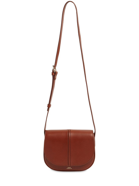 A.P.C. Betty Smooth Leather Bag