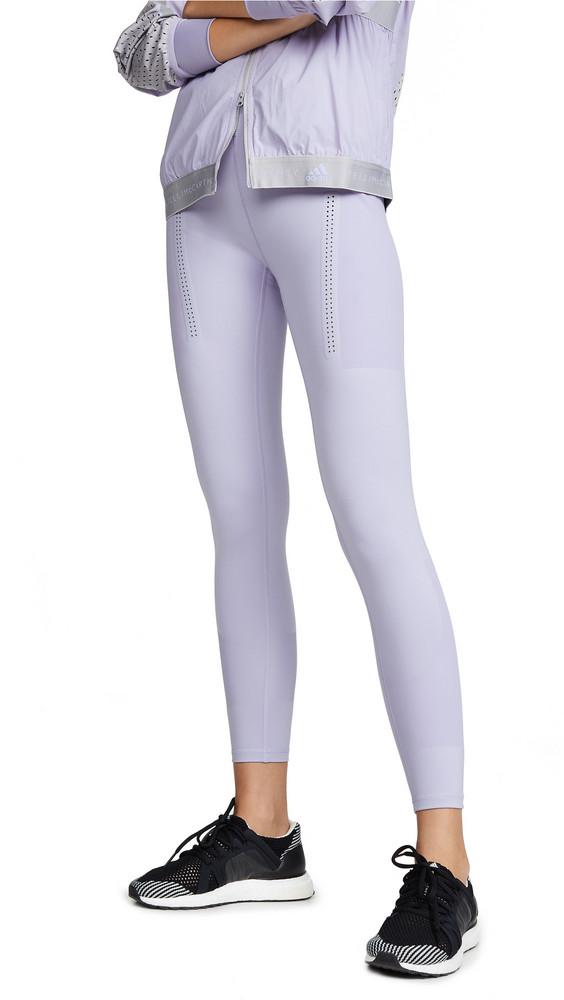 adidas by Stella McCartney Train Leggings in lavender
