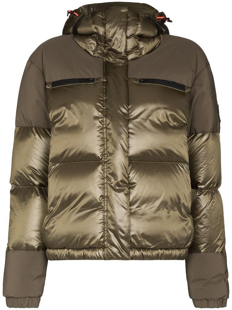 BOGNER FIRE+ICE BOGNER FIRE+ICE Ast padded ski jacket - Green