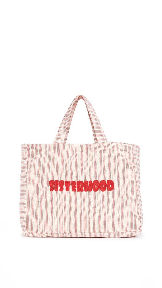 Nannacay Sisterhood Bag in red
