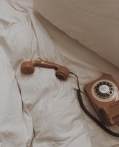 home accessory,phone,old fashioned,vintage,love,brown