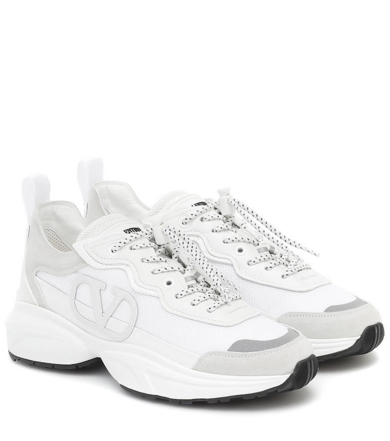 Valentino Garavani SHEGOES sneakers in white