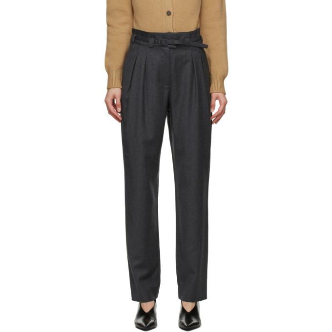 A.P.C. A.P.C. Grey Joan Trousers