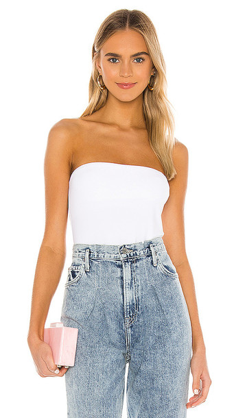 ALIX NYC Seton Bodysuit in White