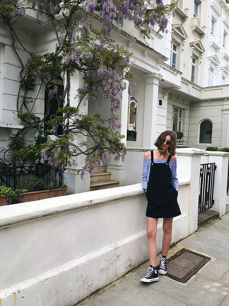 a fashionista blogger