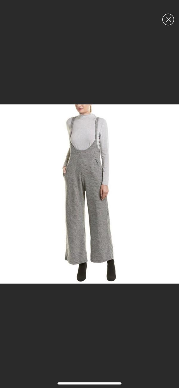 jumpsuit a scoopneck style jumpsuit