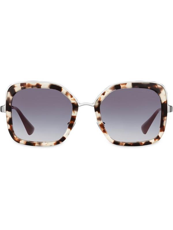 Prada Eyewear Cinéma sunglasses in brown
