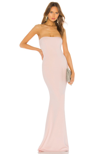 Katie May Mary Kate Gown in blush