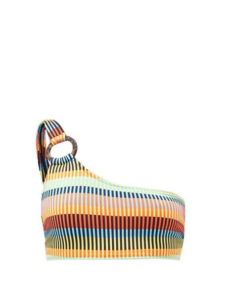 Solid & Striped - The Desi Mosaic-print Bikini Top - Womens - Multi