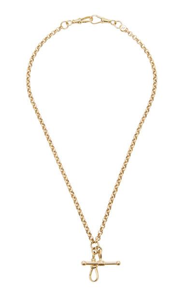 Dudley VanDyke Albert 14K Gold Necklace