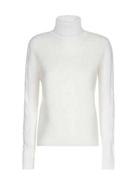 Max Mara Sweater in bianco