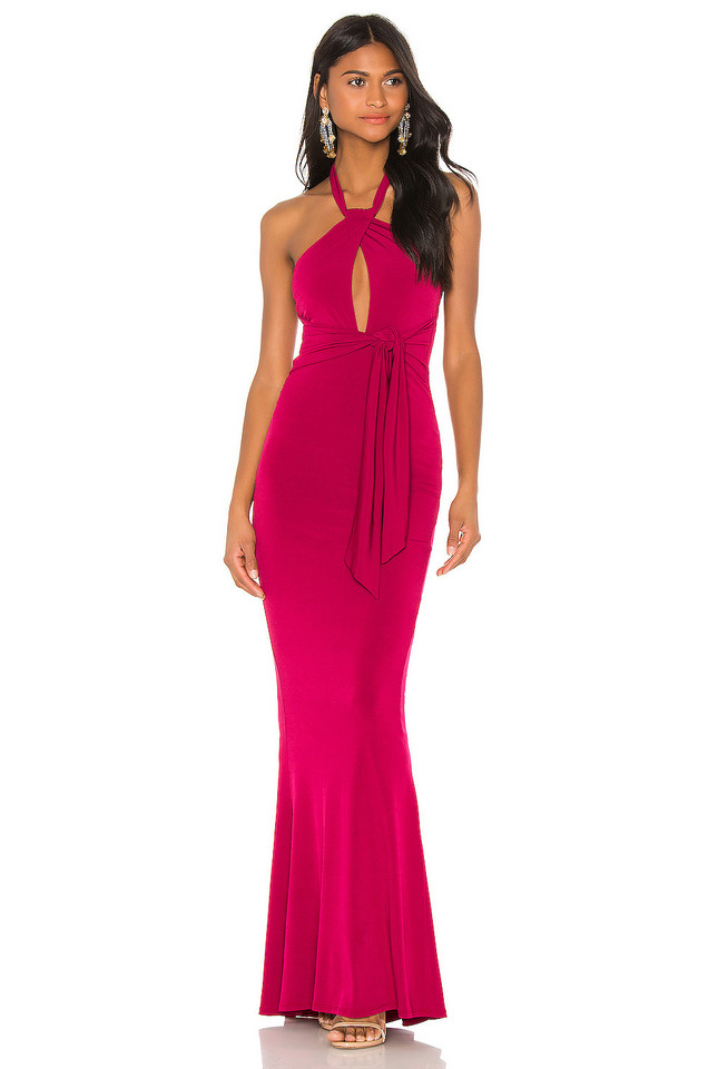 Nookie Crave Gown in red