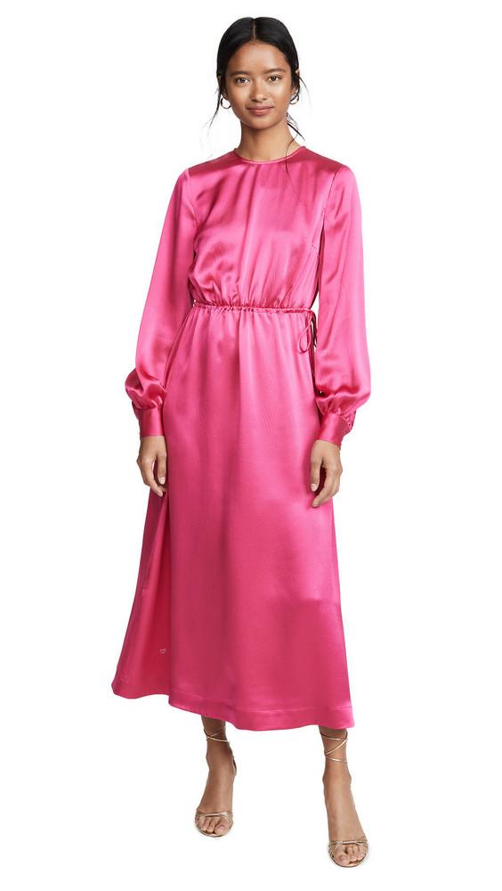 Heartmade Hatin Dress in rose
