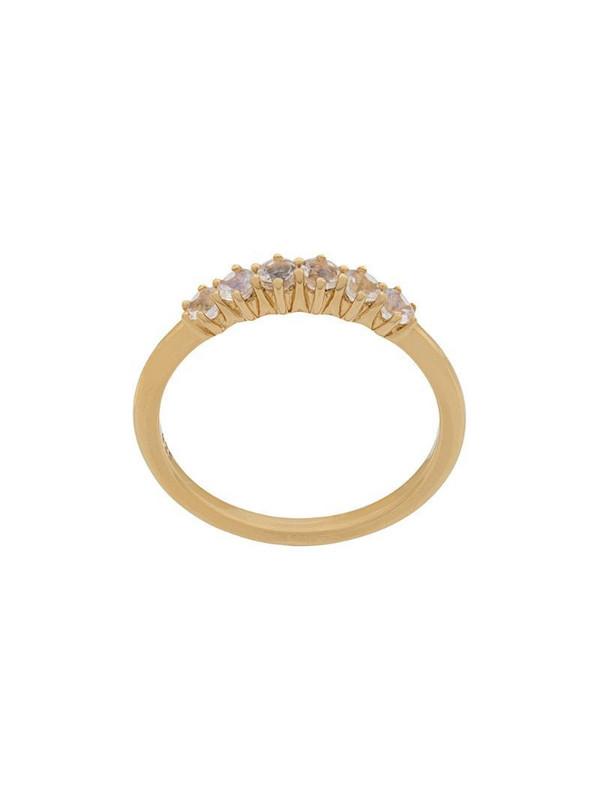 Astley Clarke Linia Rainbow ring in gold