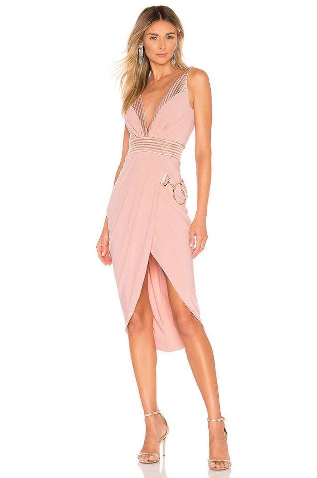 Zhivago Waldorf Dress in blush