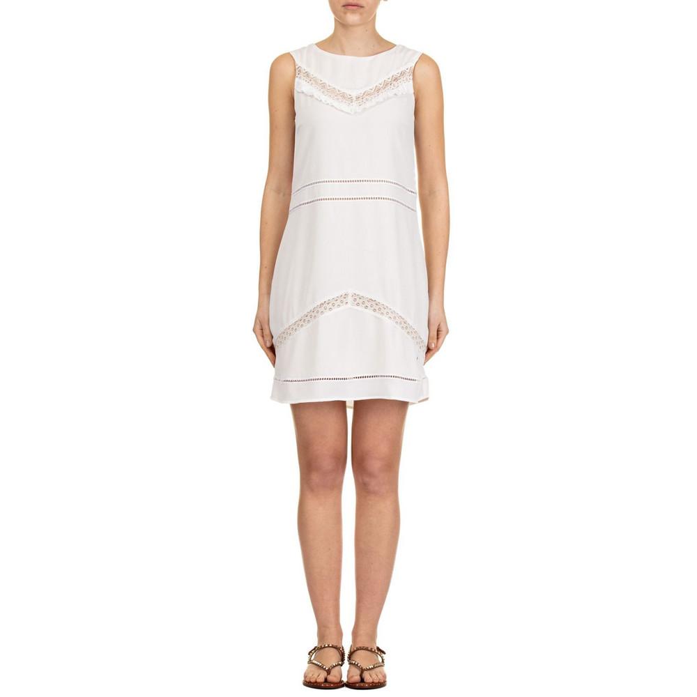 Trussardi Dress in white