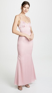 dress,prom dress,silk