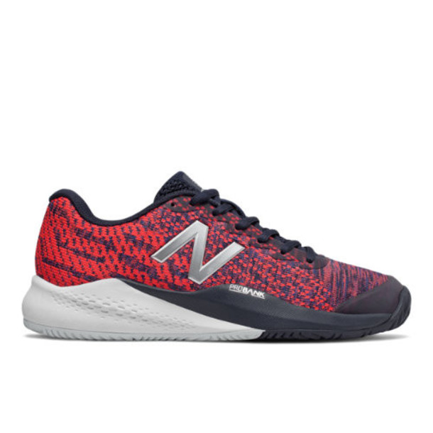 New Balance 996v3 Women's Tennis Shoes - Navy/White (WCH996Y3)