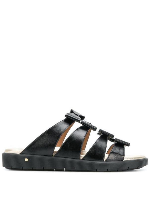 Laurence Dacade multi-strap sandals in black