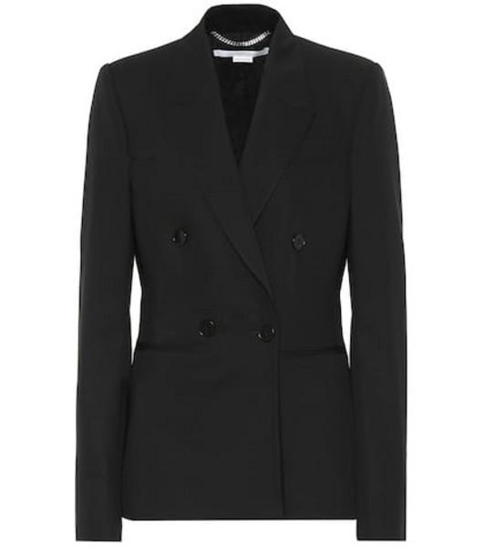 Stella McCartney Wool blazer in black