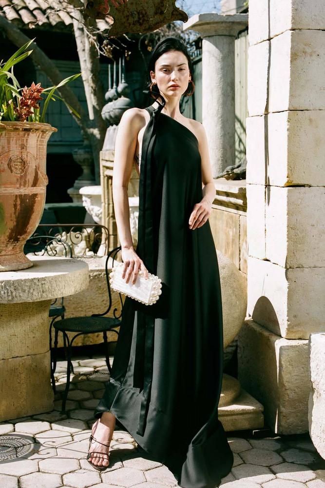 Cult Gaia Florence Dress - Black                                                                                               $998.00