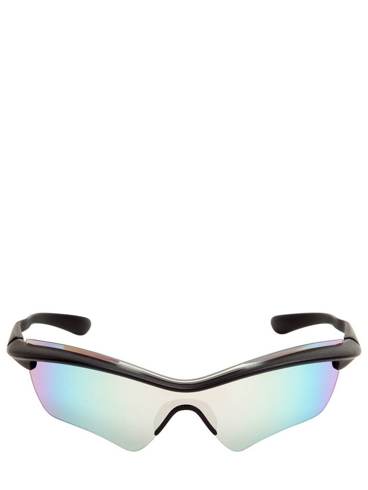 MYKITA Maison Margiela Mmecho005 Sunglasses in black