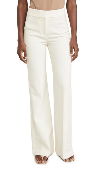 Veronica Beard Lebone Pants in white
