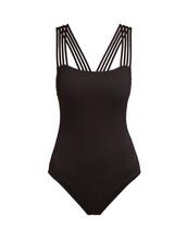 black,swimwear