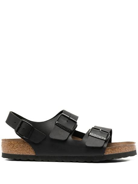 Birkenstock Milano slingback sandals in black