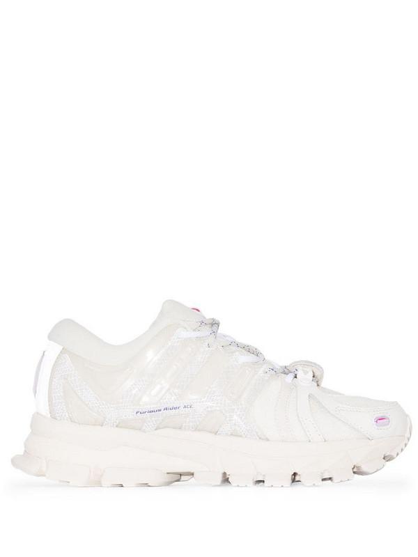 Li-Ning White Furious Rider 1.5 sneakers