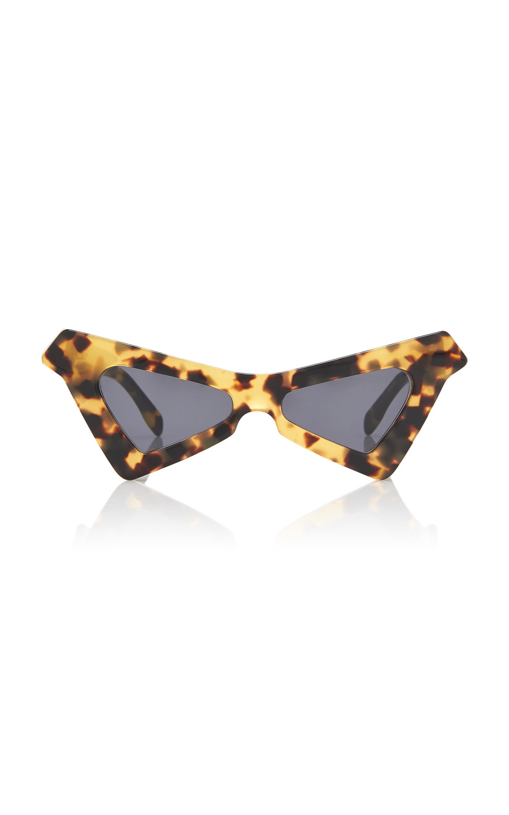 Marni Spy Sunglasses in brown