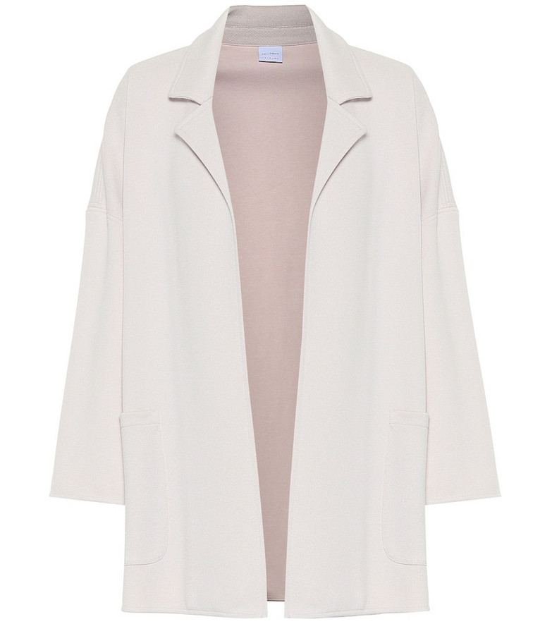 Max Mara Leisure Ebro stretch-jersey jacket in beige