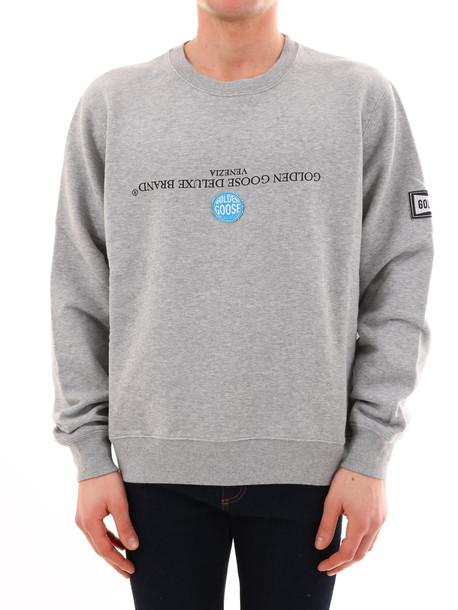 Golden Goose Gray Sweatshirt