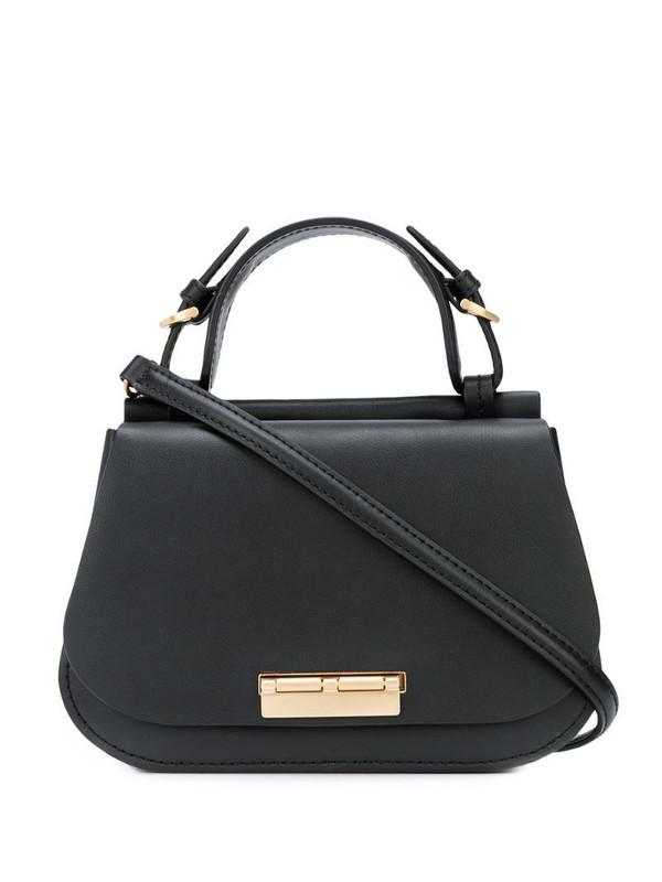Zac Zac Posen Chantalle Saddle bag in black